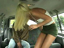 Carie on backseatbangers