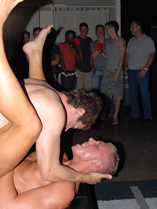 Back Door Man-whore - V2 on gaycollegesexparties