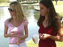 Kelly Kline & Sammie Rhodes - V2 on pinkvisualpad
