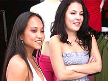 Valerie Herrera & Loni - V2 on herfirstlesbiansex