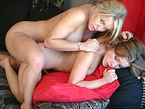 Let's Cum Together - V2 on herfirstlesbiansex