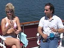 Birthday party with the slut - V2 on bangboat