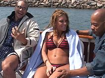 Jackie Moore - V2 on bangboat