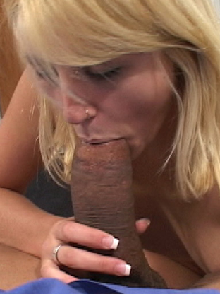 Staci Thorn on herfirstbigcock