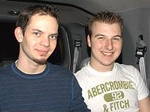 Hayden & Robbie - V2 on malespectrumpass