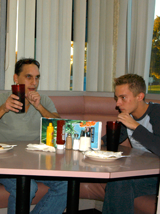 Jay & Dexter - V2 on gayblinddatesex