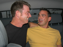 Kevan & Brett - V2 on malespectrumpass