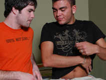 Christian & Lucky - V2 on gayblinddatesex