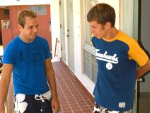 Dexter & Eric - V2 on gayblinddatesex