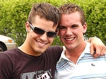 Liam & Derek - V2 on gayblinddatesex